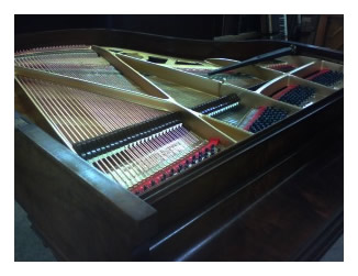 The piano mover - a full service piano company